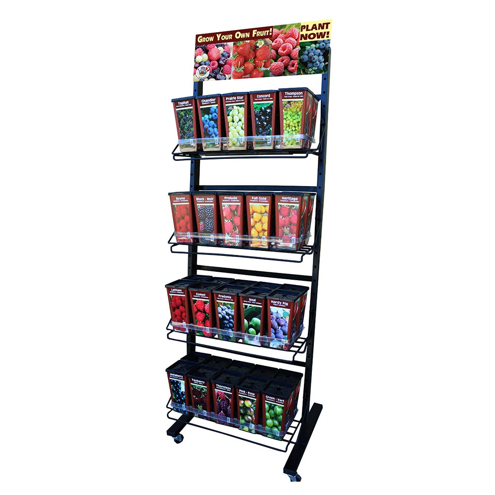 5 Tier Fruit Rack